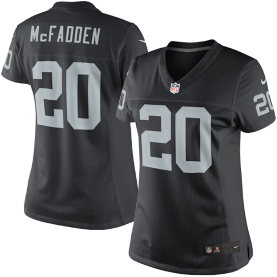 Darren McFadden Las Vegas Raiders Nike Women's Limited Jersey ...