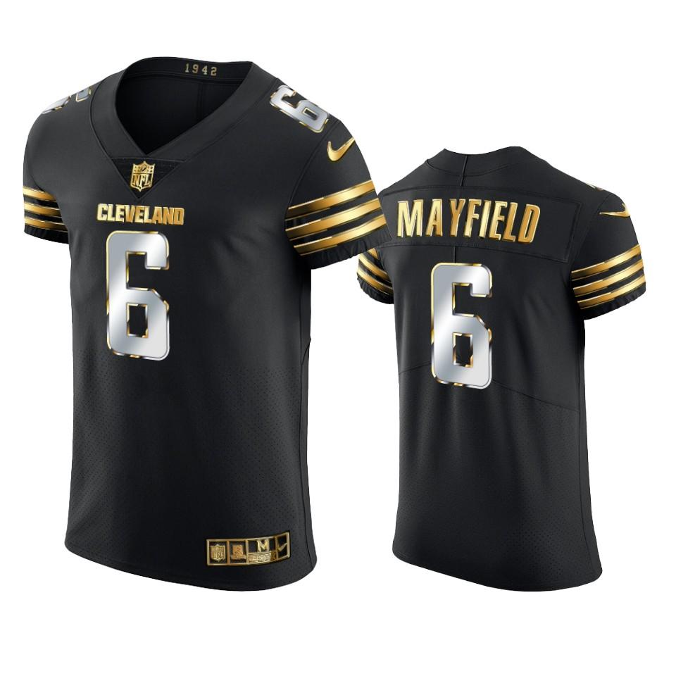 black baker mayfield jersey
